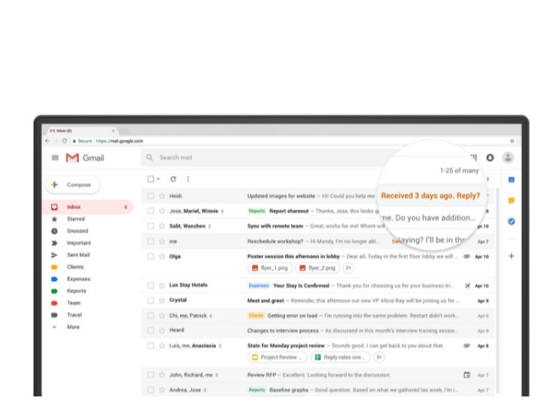 Heres How You Can Customise and Turn Off Nudging in Gmail Beebom