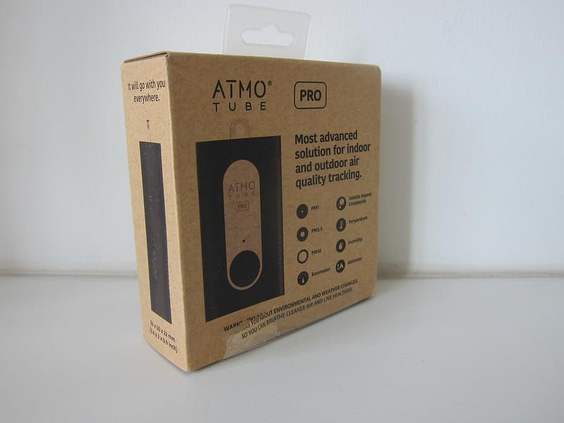 Atmotube Pro - Box