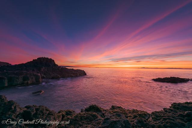 Isle of Skye Sunset, Nikon D810, AF-S Zoom-Nikkor 14-24mm f/2.8G ED