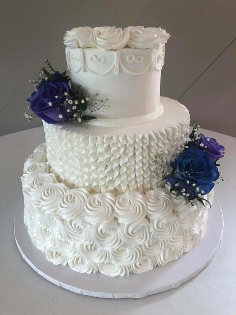 Cake by A Sweet Affair Bakery/ Cafe