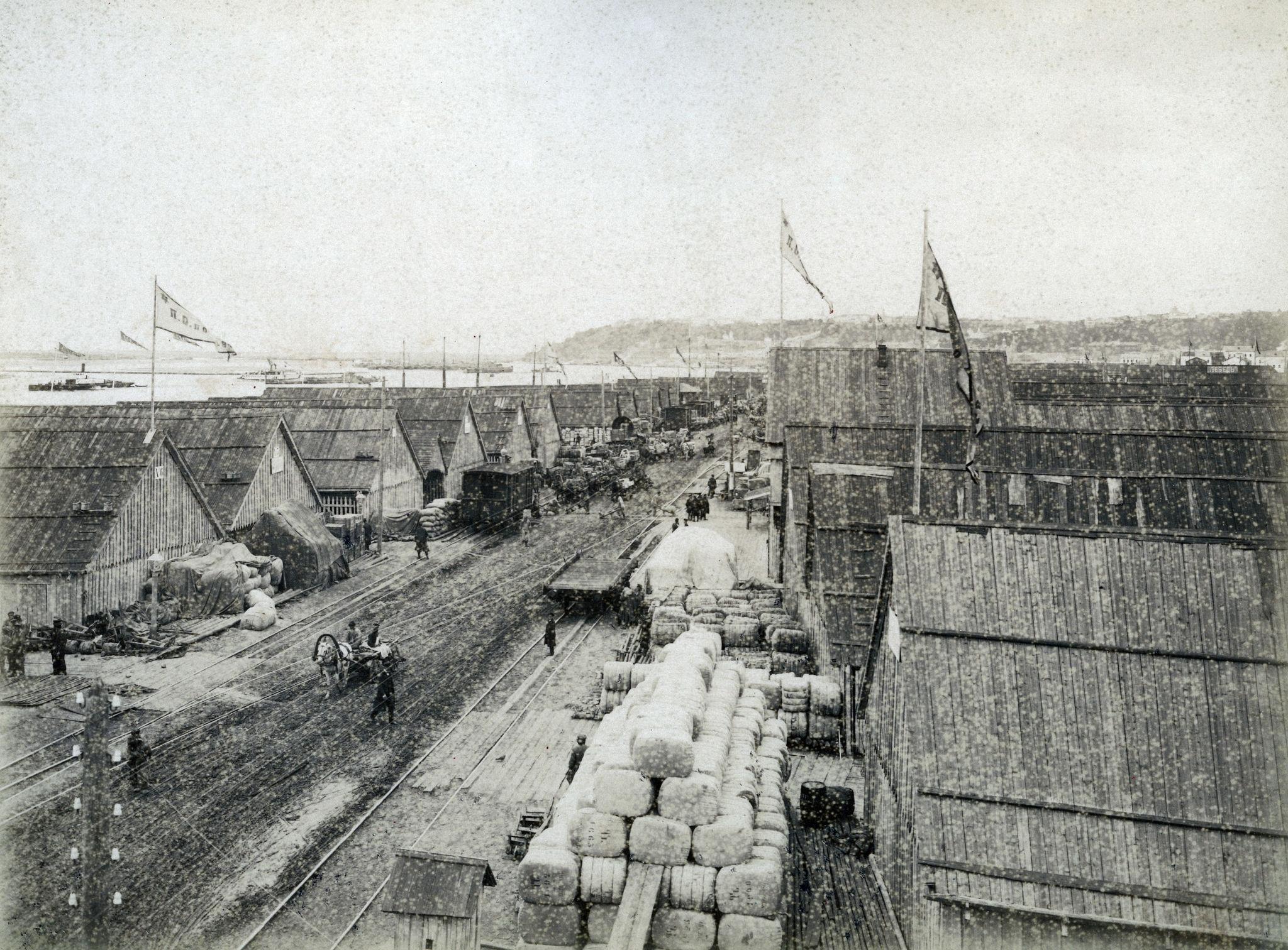 Сибирская пристань