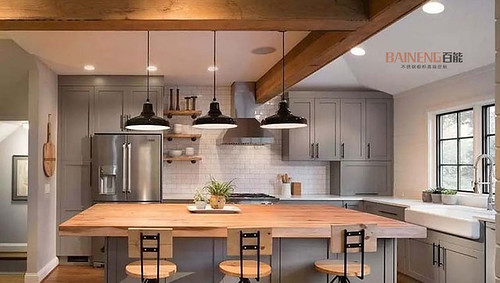 Rustic kitchen-c
