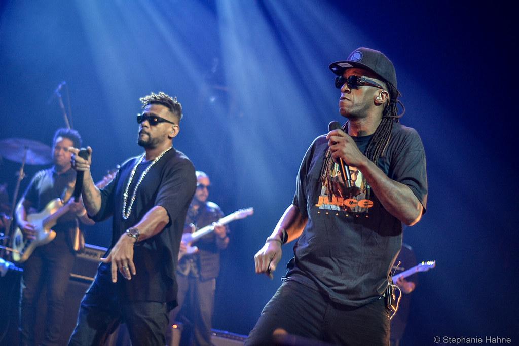 Racionais MC's em São Paulo, 2018