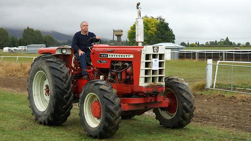 1965 Cockshutt 1650 tractor.