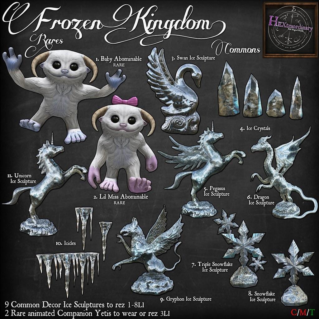 Frozen Kingdom Gacha - TeleportHub.com Live!