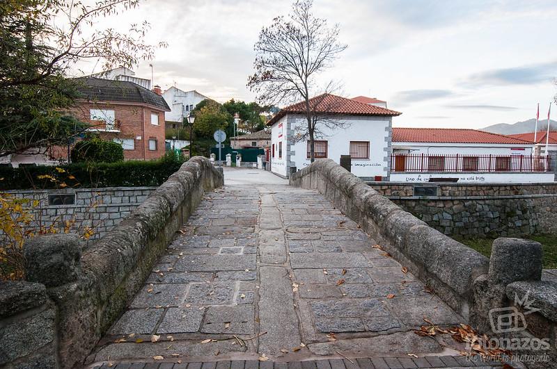 Puentes de la Fragua y del Caño en Colmenar de Arroyo