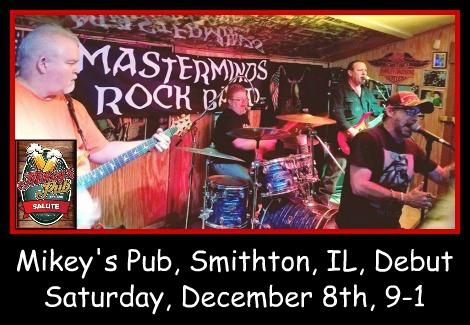 Masterminds Rock Band 12-8-18
