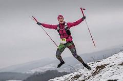 BĚŽELI JSME: Zimní dobrodružství na Winter Trail Małopolska
