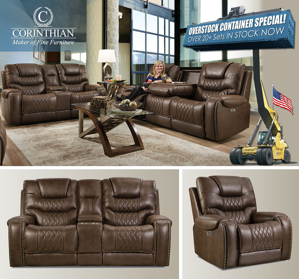 Baileys Desert Chocolate Reclining Set Layout_88801_v3