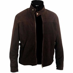 Tom Cruise Mission Impossible 3 Suede Leather Jacket 1