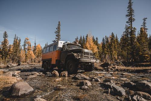 Travelling Altai