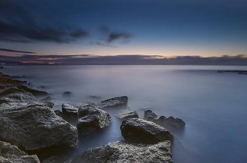 Roquetas de Mar dawn
