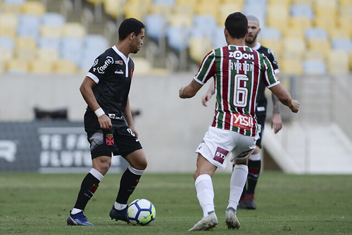 Fluminense 0 x 1 Vasco