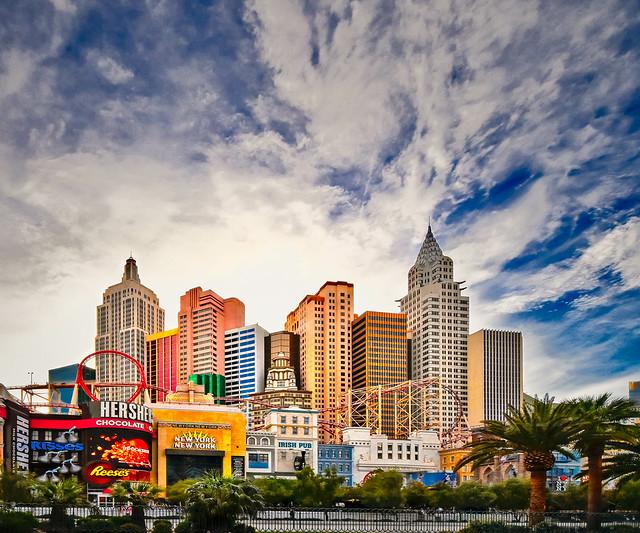 New York Hotel, Las Vegas Nevada