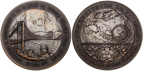 Bosphorus Bridge medal