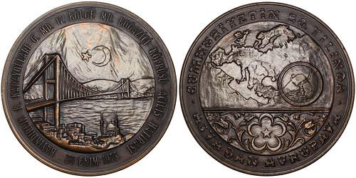 Bosphorus Bridge medal