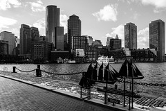 Bostonian Skyline