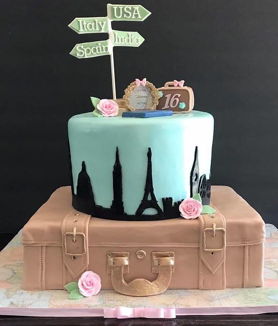 Cake by SweetFixx