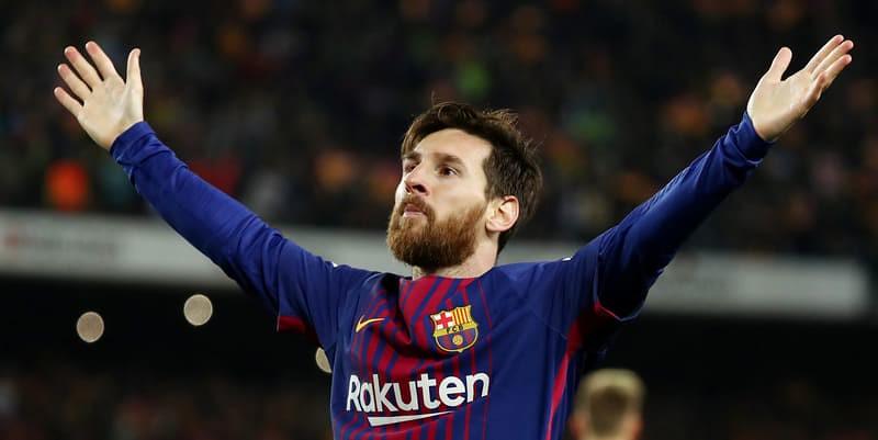 Messi ingin memenangkan segalanya dengan Barcelona