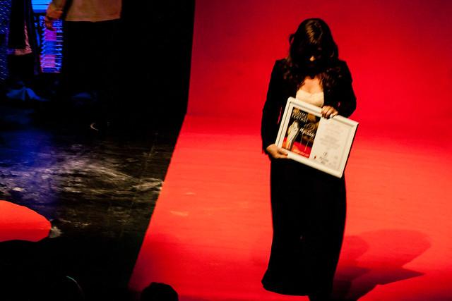 Gala Entrega Premios del XII Festival de Teatro Amateur de Alegría-Dulantzi 2018