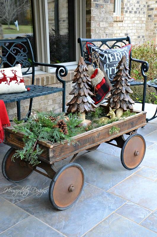 Christmas Wagon-Housepitality Designs