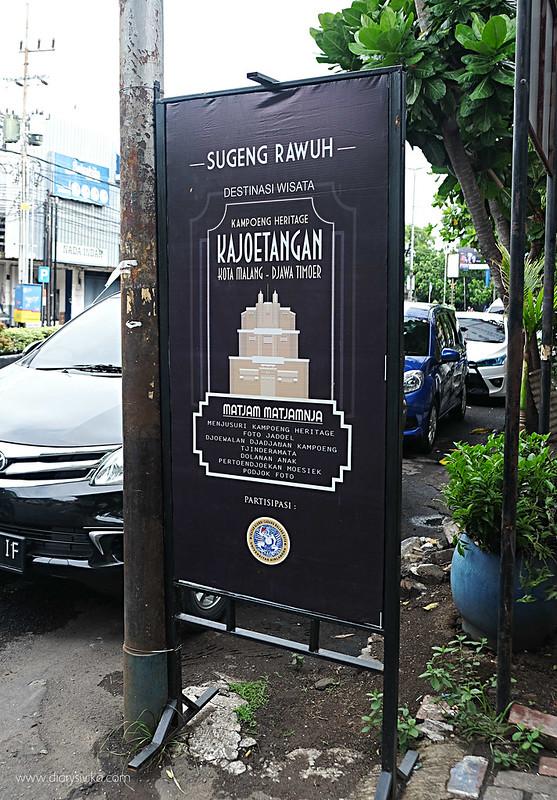 kampoeng kajoetangan Malang
