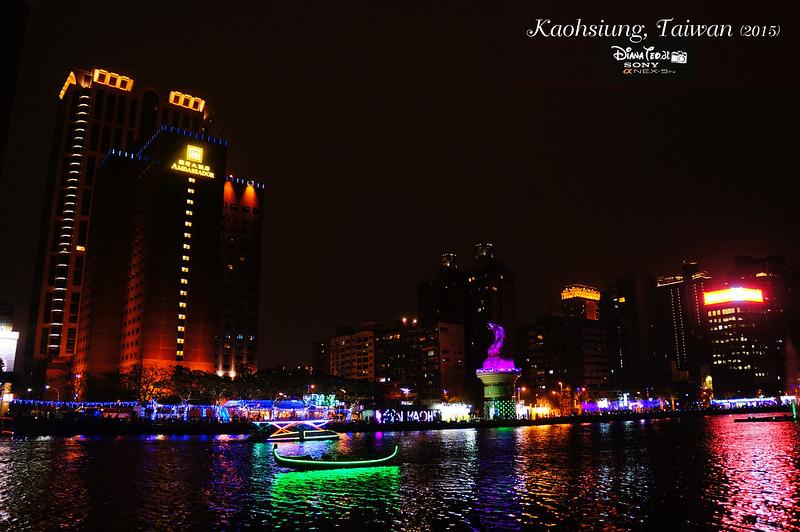 Taiwan Kaohsiung Love River 4