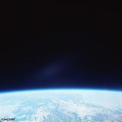 China, India, and Nepal as seen from Gemini 11. Original from NASA. Digitally enhanced by rawpixel.
