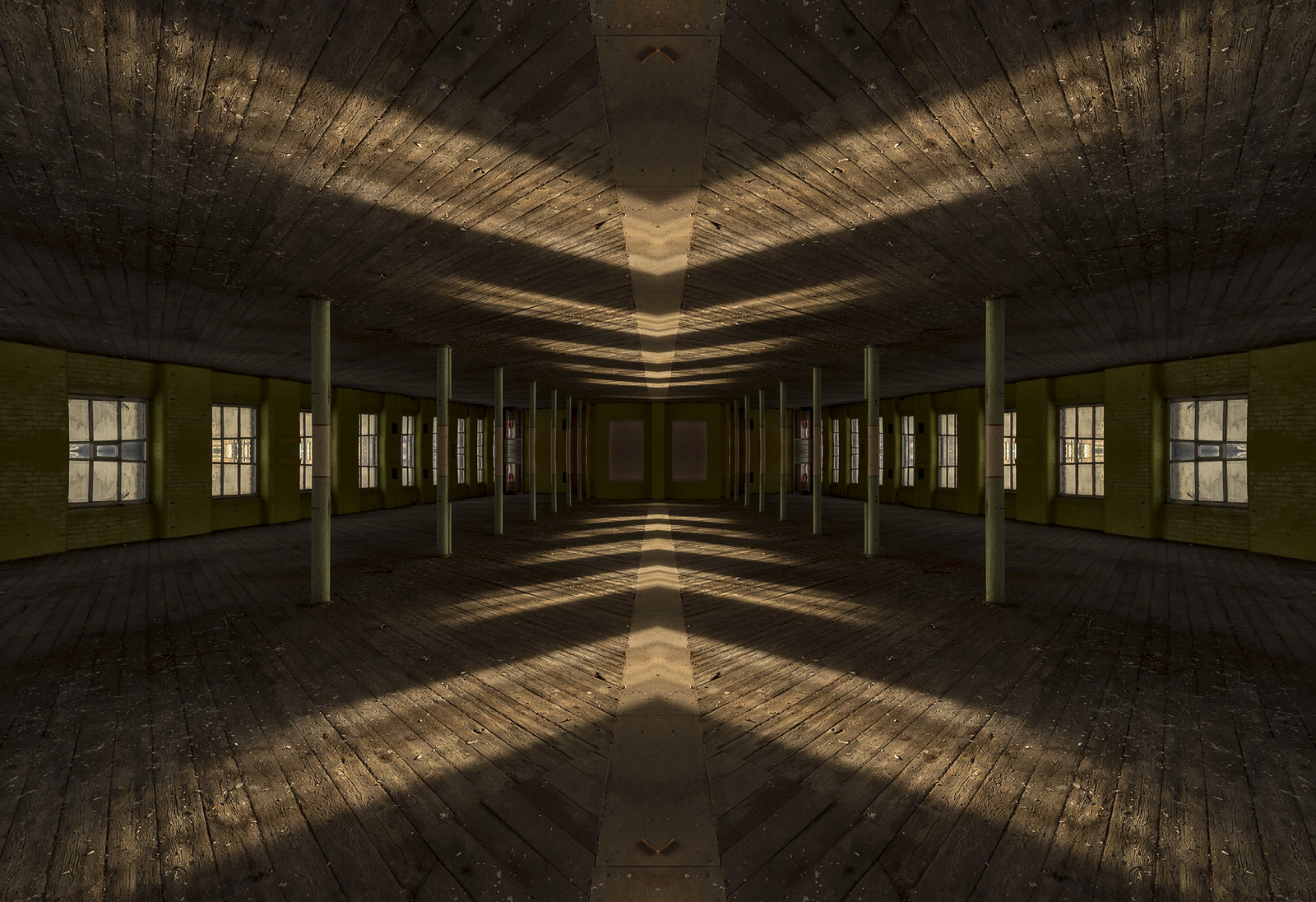 manipulated room