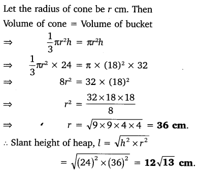 NCERT Solutions for Class 10 Maths Chapter 13 Surface Areas and Volumes 32
