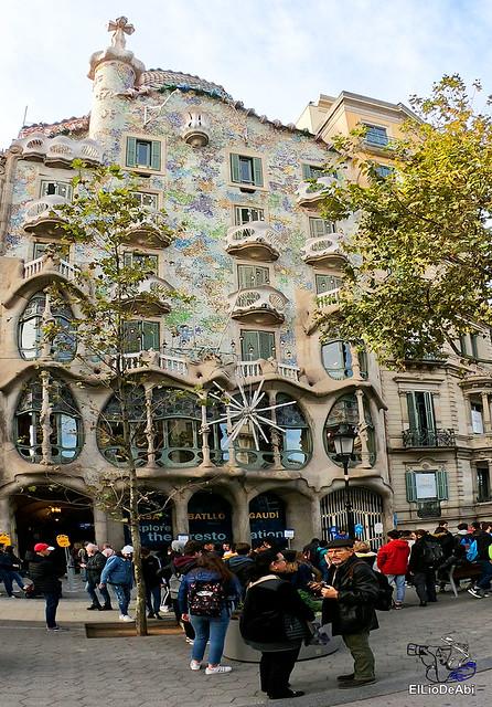 Disfruta de la Casa Batlló en Barcelona (1)