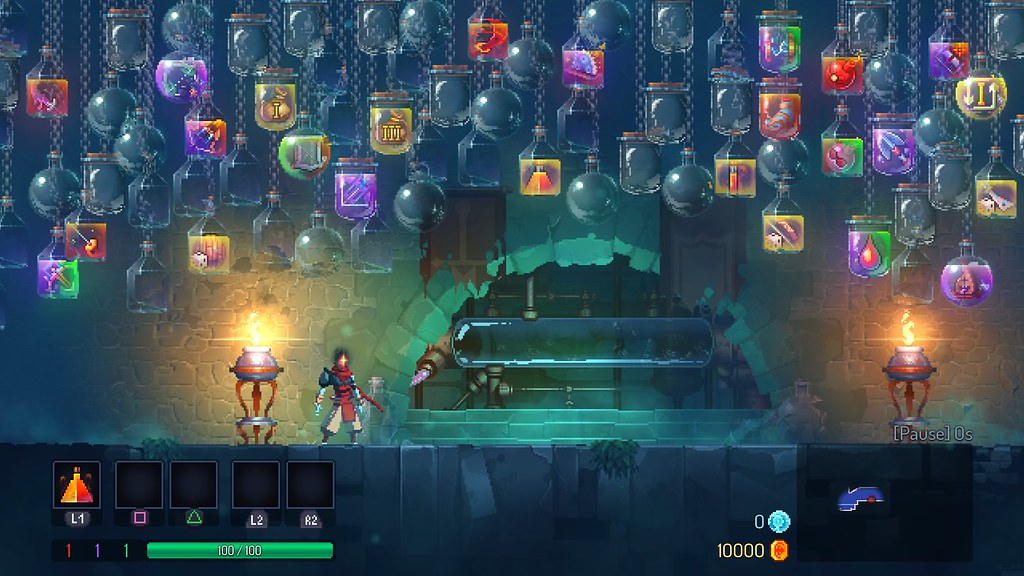 Why Dead Cells Is One Of 2018 S Best Games