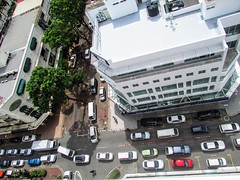 Festive Congestion In Kota Kinabalu CBD