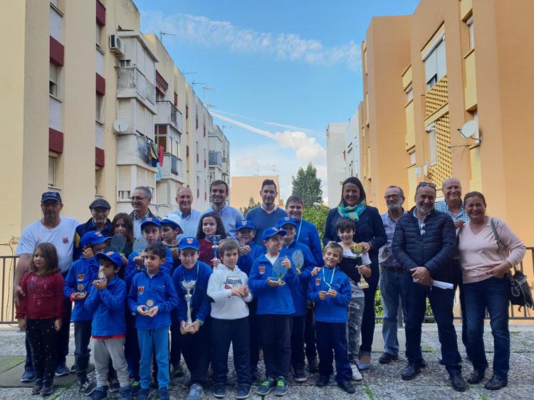 """Entregados los premios de la V Escuela de pesca de la Sociedad """"El Mero"""""""