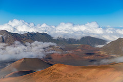 Mount Haleakala Crater Maui Hawaii