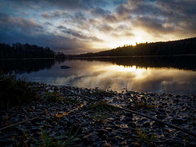 Gyltigesjön, Olympus E-M5, Lumix G 14mm F2.5 Asph.