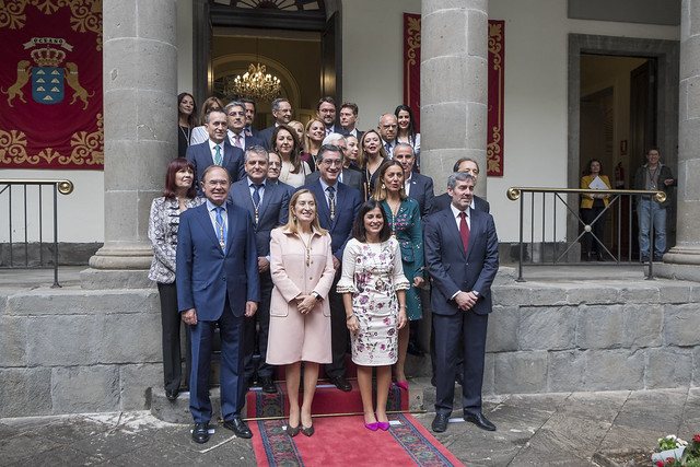 Acto Conmemorativo 40 Aniversario Constitución Española (12/11/2018)