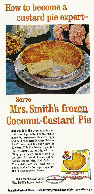 Mrs Smith's 1962