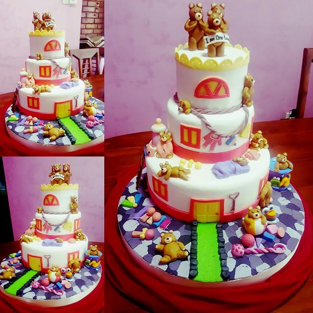 Cake from Azka Munaffer of Cake By Azka