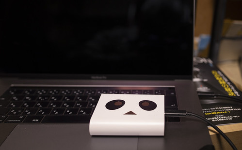 Danboard Battery Panda white_10