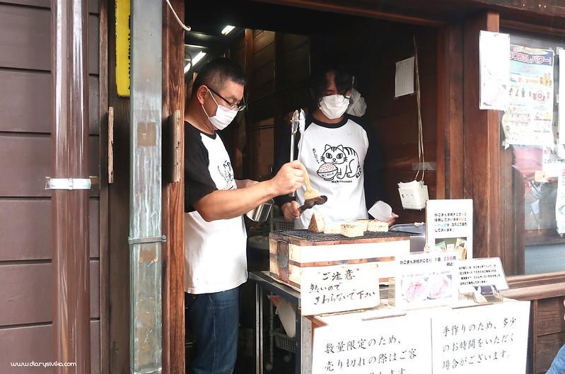 kawagoe street food 1