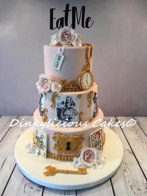 Cake by Dinkylicious Cakes
