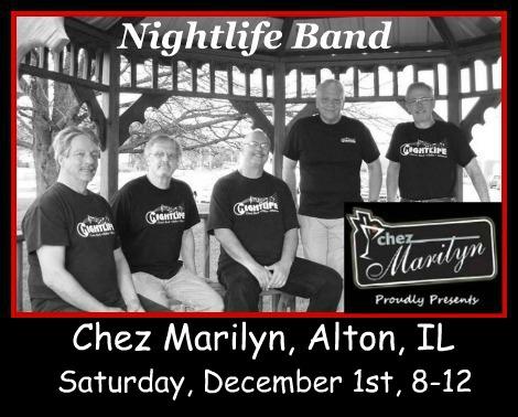 Nightlife Band 12-1-18