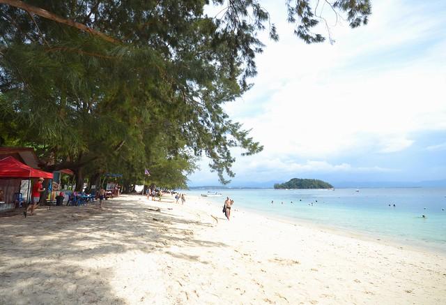 kota kinabalu brunei itinerary manukan island kota kinalabu