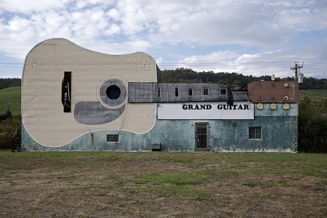 Grand Guitar Building