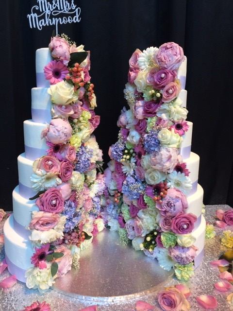 Wedding Cake by Naseem Bajwa
