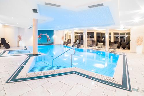 Wellnessbereich im Alpen Adria Hotel