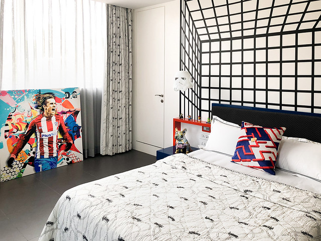 Ideas for Boys bedroom colours and designs