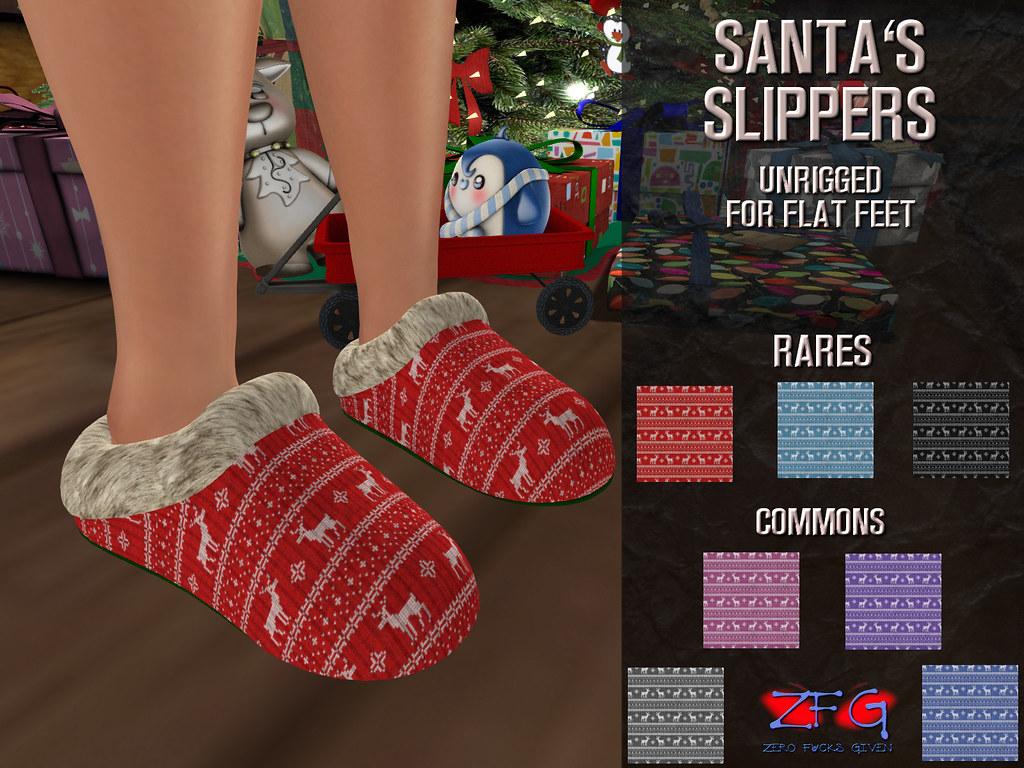 {zfg} santa's slippers gacha key - TeleportHub.com Live!