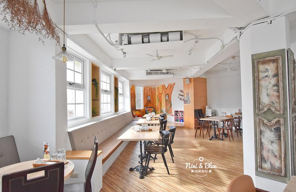 采咖啡 台中不限時 早午餐 美術館綠園道 國美館09